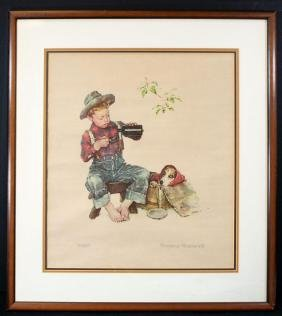 Rockwell,  Norman,  American 1894- 1978,