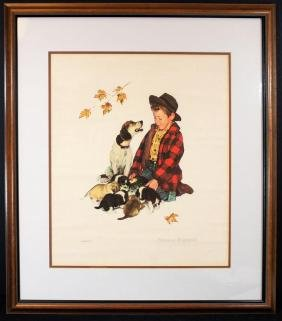 Rockwell,  Norman,  American 1894-1978,