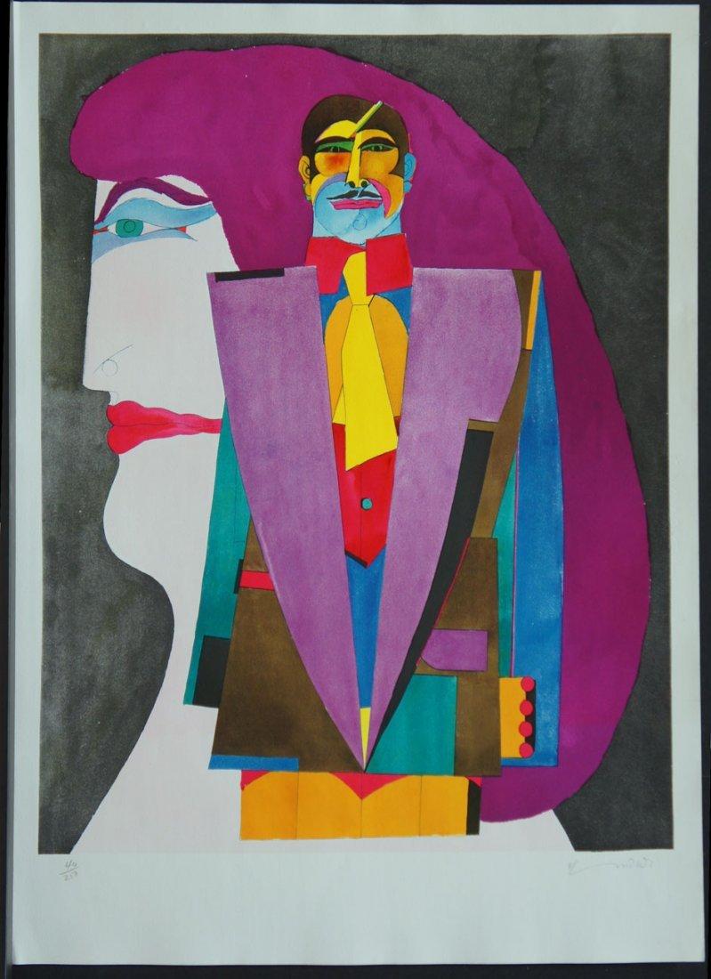Lindner,  Richard,  German/American 1901-1978,