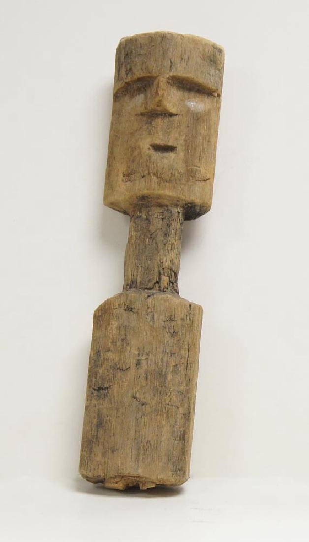 Pre-Colombian Artifact,  Mesoamerican (600-900 AD?),