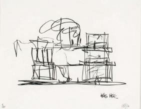 Gehry,  Frank ,  Canadian-American b. 1929,