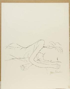 Shahn, Ben,  American (1898 - 1969),