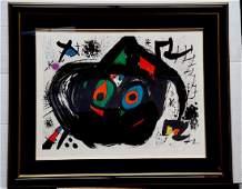 Miro, Joan, Spanish 1893-1983,