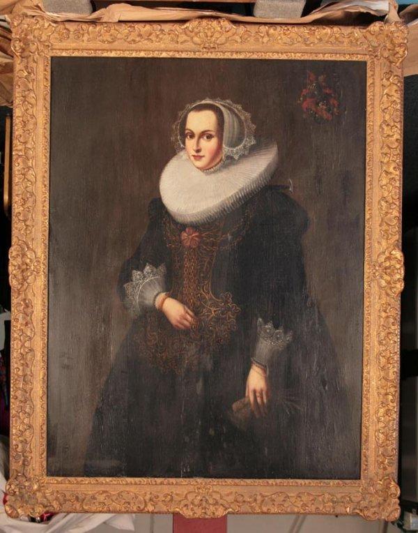 511: ARTIST UNKNOWN (ATTRIBUTED TO MICHIEL JAN VAN MIER
