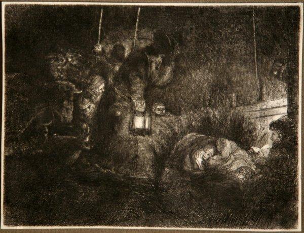 178: REMBRANDT,  HARMENSZ VAN RIJN  Dutch (1606-1669)