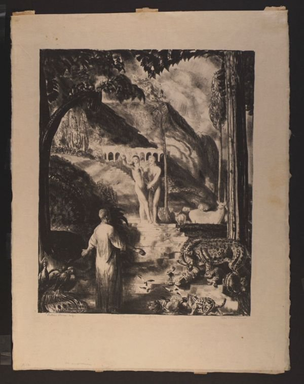 14: Artist: BELLOWS,  GEORGE