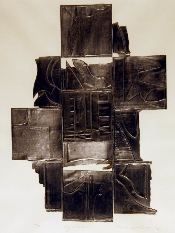 121: NEVELSON,  LOUISE