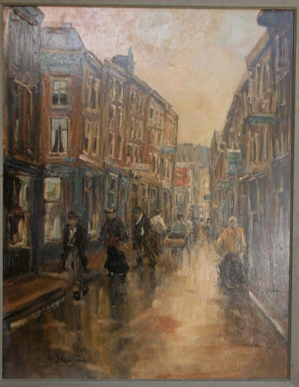 8: ARNTZENIUS,   FLORIS (IN THE MANNER OF) Dutch 1864 -