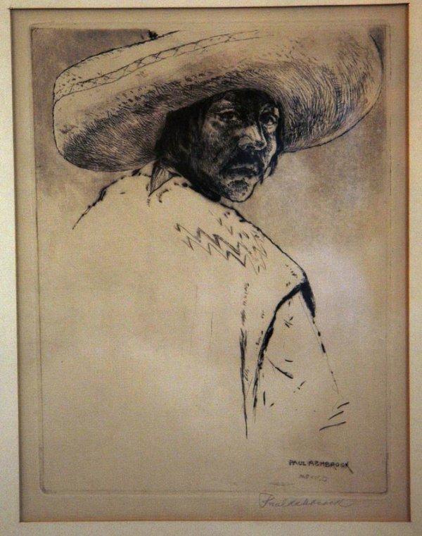 11: ASHBROOK,  PAUL American, 1867-1949