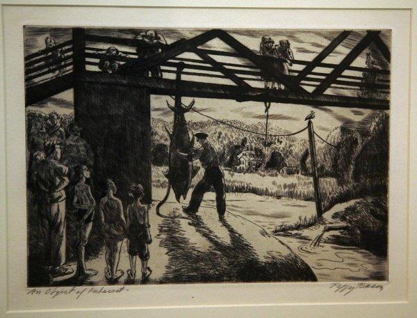 13: BACON,   PEGGY American 1895-1987