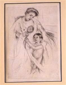 339: CASSATT,  MARY