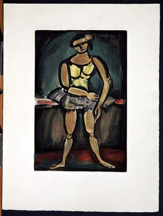 383:   ROUAULT,    GEORGES French 1871-1958