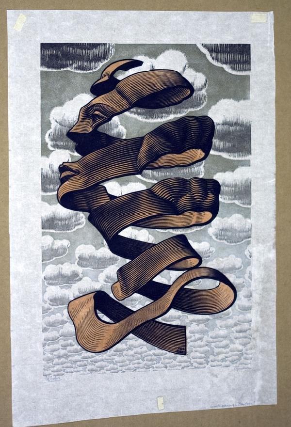 158:  ESCHER,    MAURITS CORNELIS,   1898-1972, Dutch,