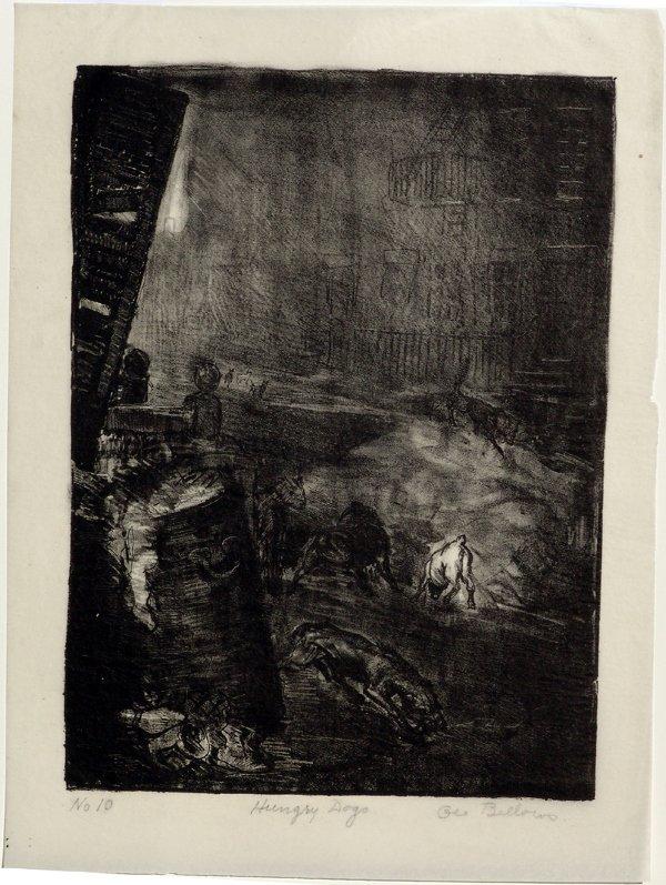 15: BELLOWS,   GEORGE     American 1882-1925