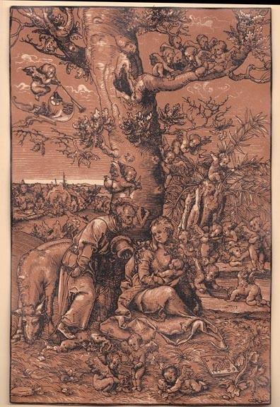 CRANACH,  LUCAS [THE ELDER],  German 1472-1533,
