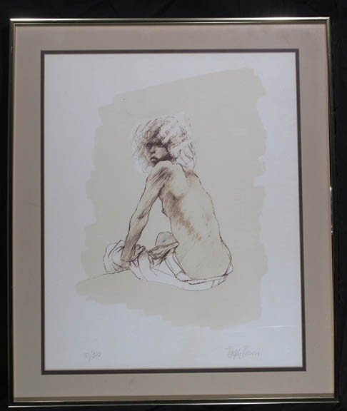 102:   A COLLECTION,  CONTEMPORARY BRITISH PRINTMAKERS,