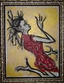 9: Artist: BAGGIANO, TORY American b. 1967