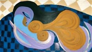 12: Artist: BAGGIANO, TORY American b. 1967