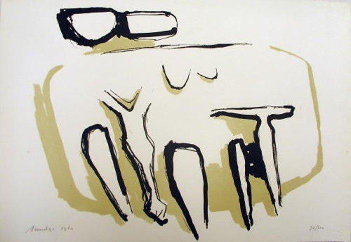 107:   ARMITAGE,  KENNETH,  English (1916-2002) ,