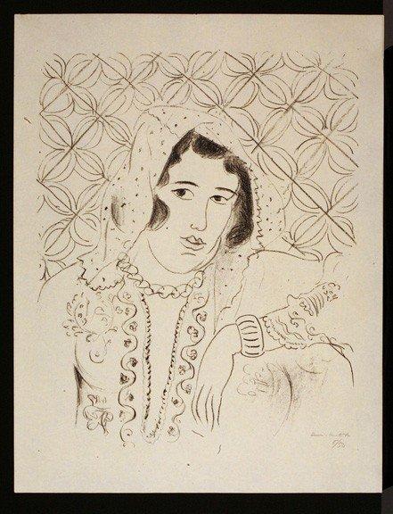 149:   MATISSE,      HENRI,   French 1869-1954,