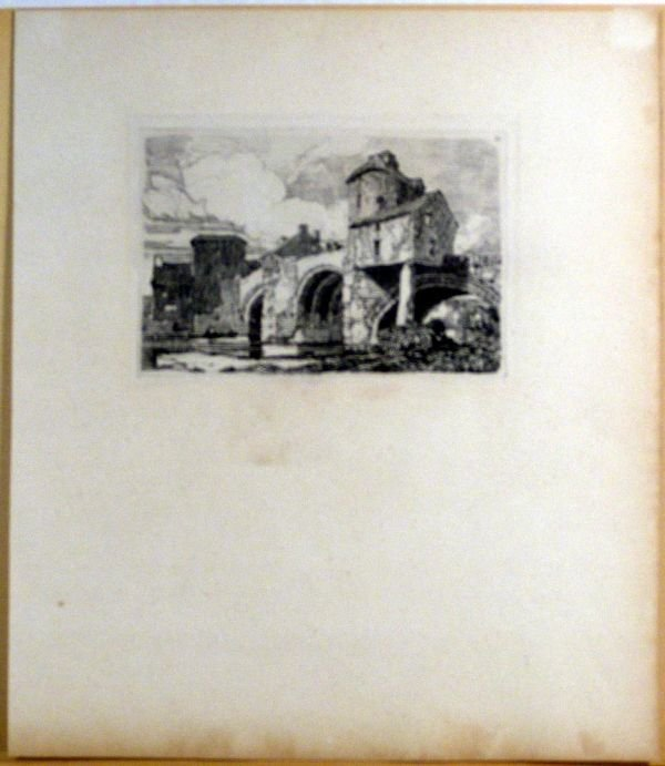 401:     A COLLECTION: ENGLISH ENGRAVERS,  THREE WORKS