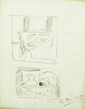 107:  BRAQUE,  GEORGES,   French (1882-1963),