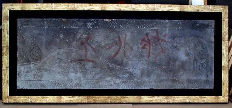 111:  CHINESE-HAN DYNASTY,  ATTRIBUTED,   ,
