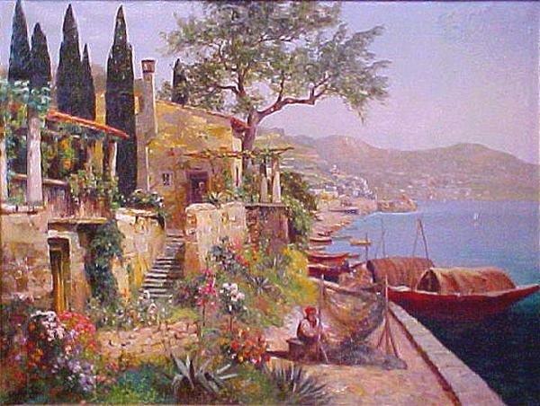 606:     ARNEGGER,  ALOIS  Austrian, 1883 - 1916