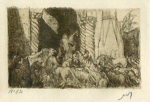 611:     BAUER, MARIUS A J  Dutch 1867 - 1932