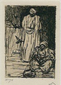 612:     BAUER, MARIUS A J  Dutch 1867 - 1932