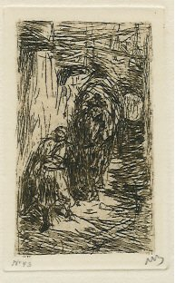 613:     BAUER, MARIUS A J  Dutch 1867 - 1932