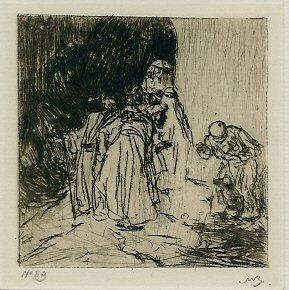 614:     BAUER, MARIUS A J  Dutch 1867 - 1932