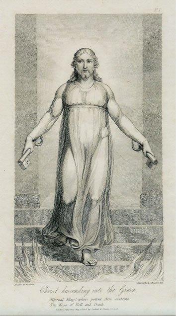 621:     BLAKE, WILLIAM  British 1757-1827