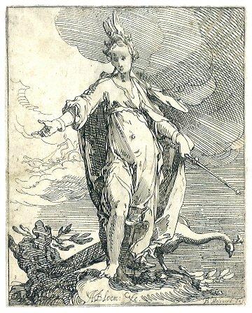 622:     BLOEMAERT, ABRAHAM  German 1566-1651