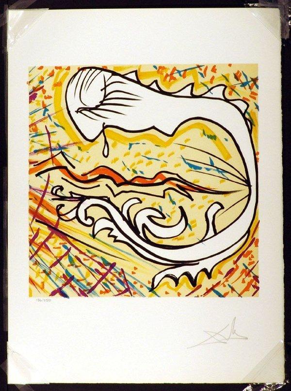 651:     DALI,  SALVADOR  Spanish 1904-1989