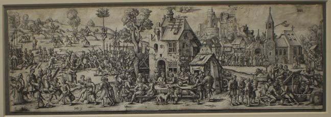 107:  BEHAM,  HANS (BY OR AFTER),  German 1500-1550,