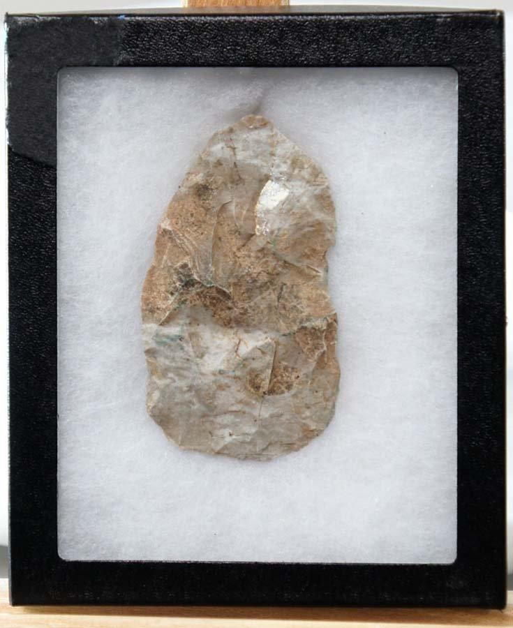 116:  ANCIENT STONE TOOLS,  ,