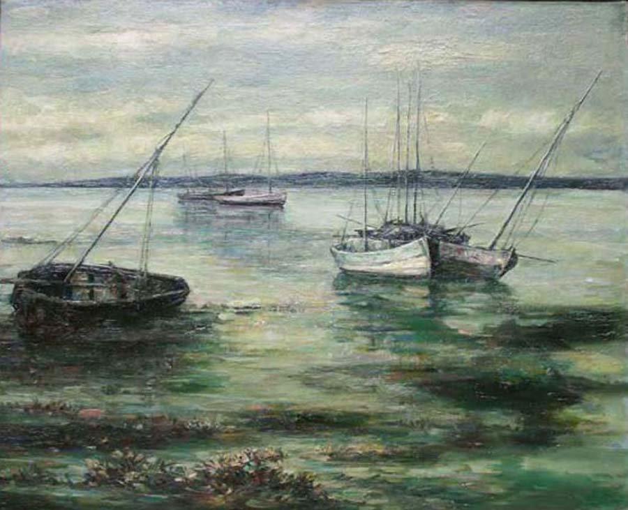 127:  CAPRON,  JEAN-PIERRE,   French (1921-1997),