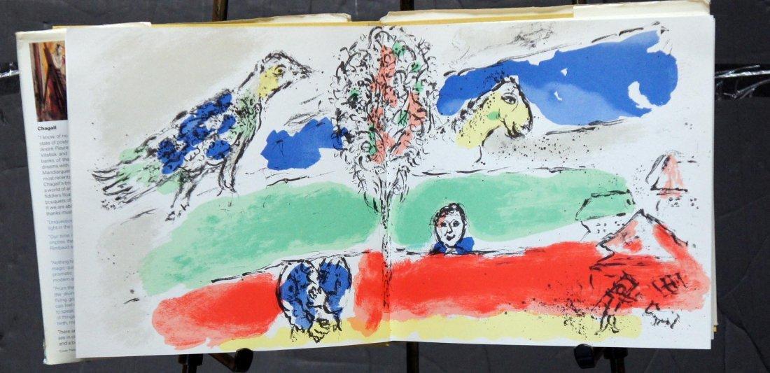 130:  CHAGALL,  MARC,  Russian 1887-1985,