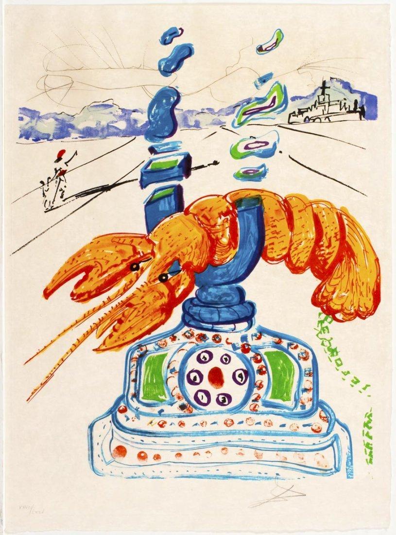143:  DALI,  SALVADOR,   Spanish (1905-1989),