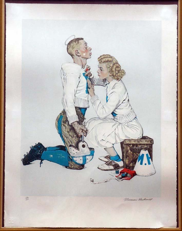 247:  ROCKWELL,  NORMAN,  American 1894-1978,