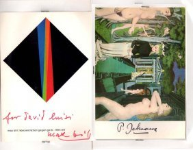 A COLLECTION OF ILLUSTRATED POST CARDS BY EUROPEAN ART