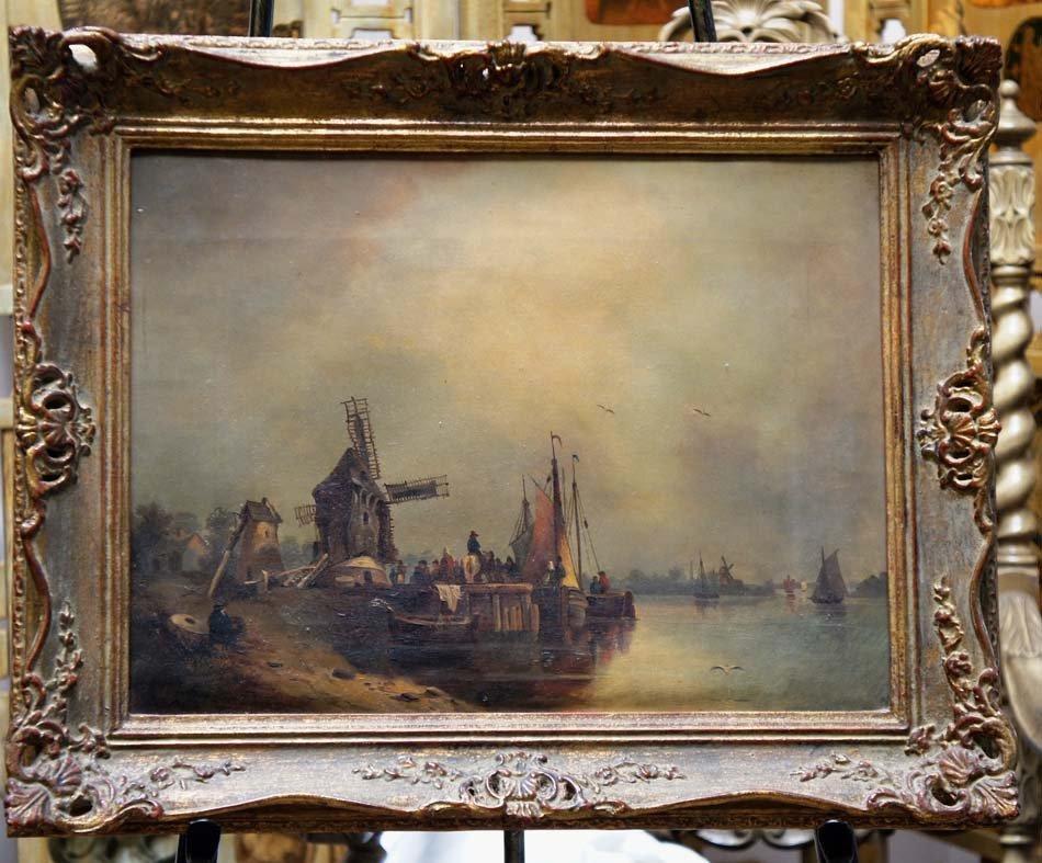 ARTIST UNKNOWN,  Dutch 18th century (?),
