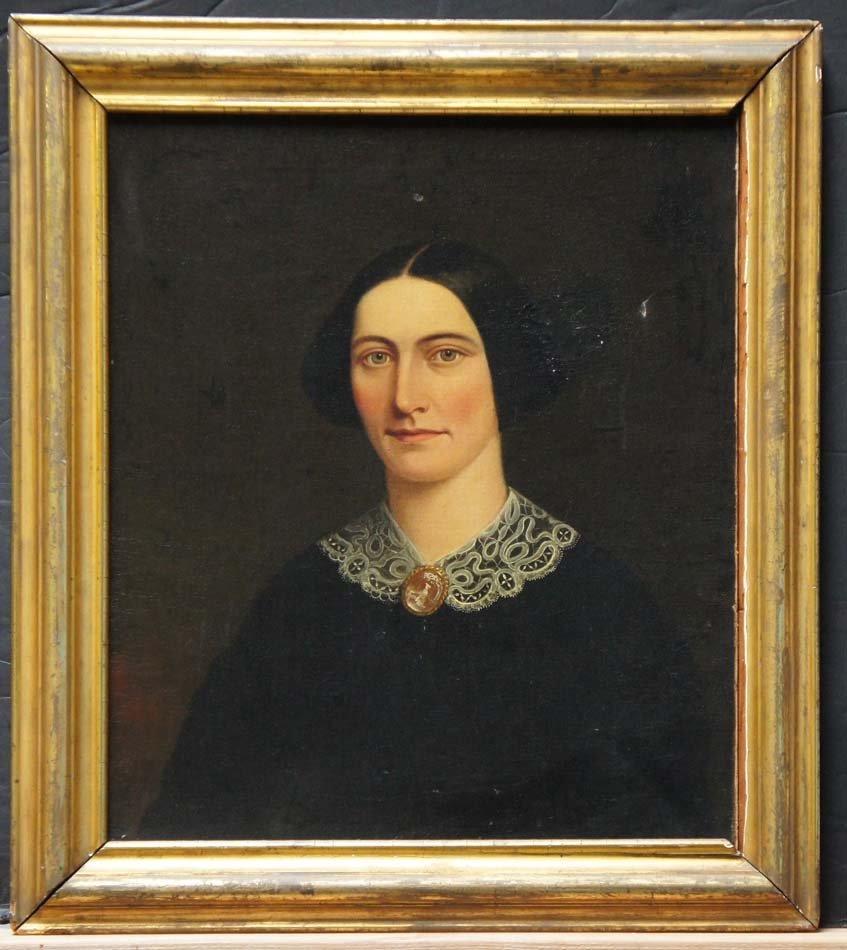 ARTIST UNKNOWN,  American 19th C. (?),