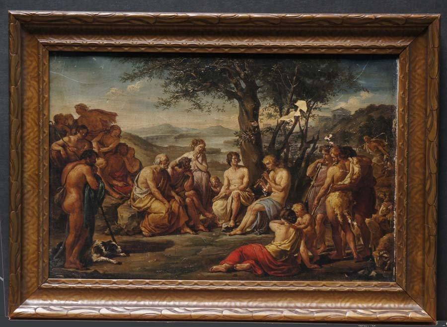Artist Unknown,  18th Century Italian(?),   ,