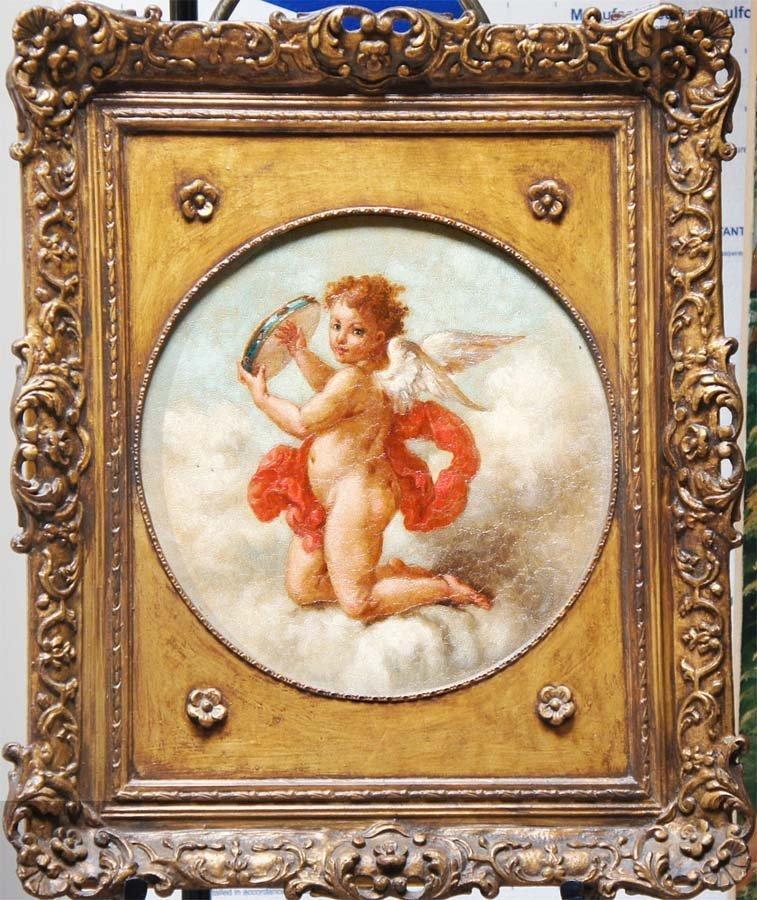 ARTIST UNKNOWN,  Italian 18th c. ?,