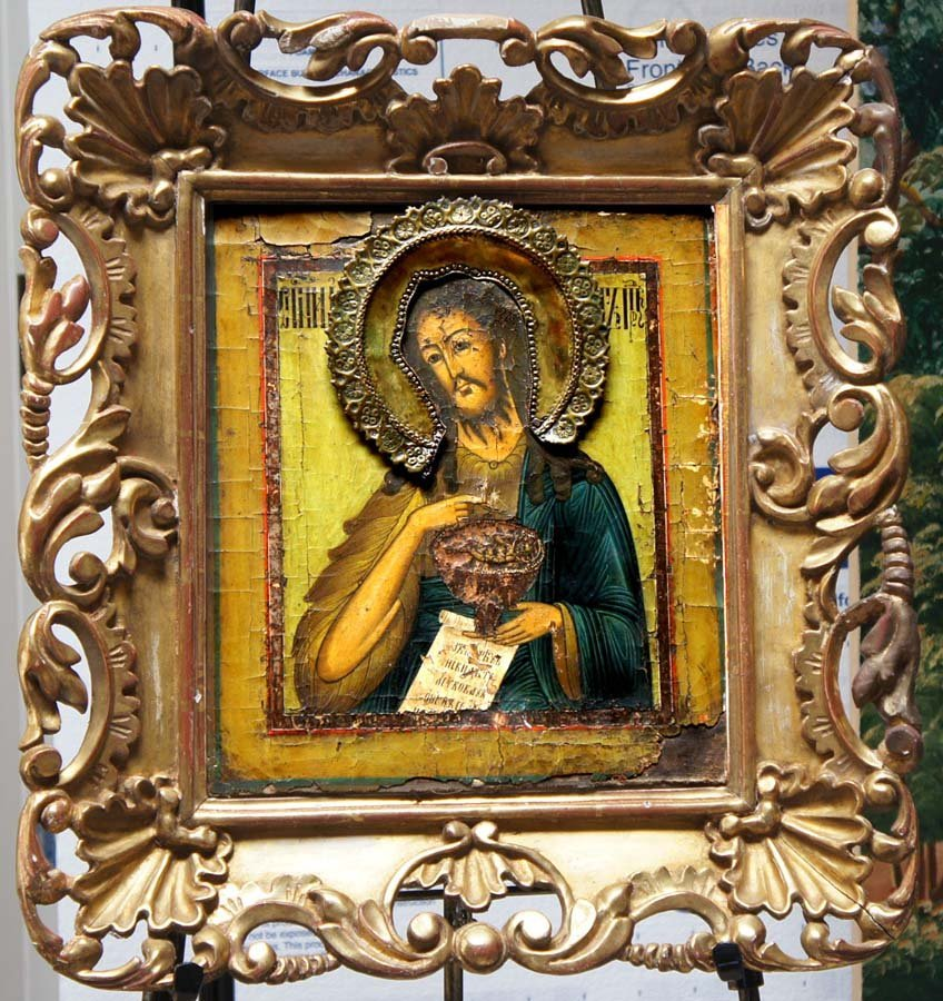 ARTIST UNKNOWN,  c. 1700-18th c.,