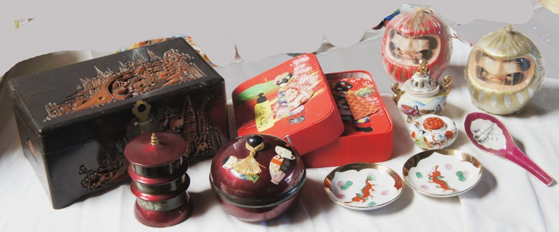ASIAN HANDCRAFTS AND MINIATURES,   ,