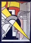 LICHTENSTEIN,  ROY,  American 1923-1997,