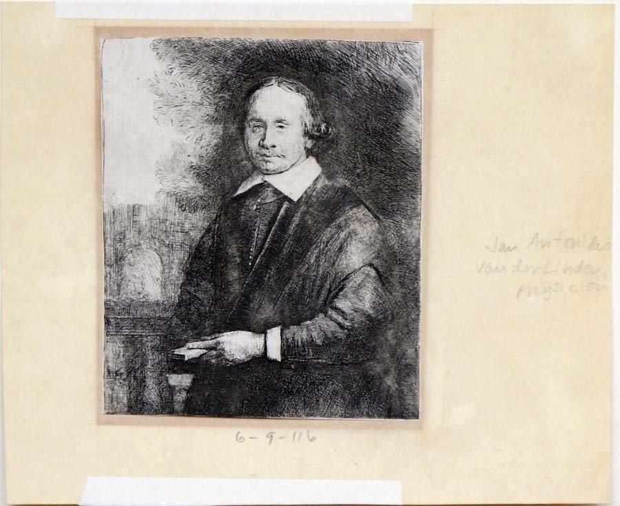 REMBRANDT,      HARMENZ VAN RIJN,   Dutch 1606-1669,